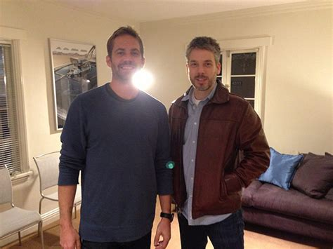 Vin Diesel Shares Photo of His Twin Brother & Paul Walker