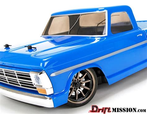 Vaterra 1968 Ford F100 1-10 Scale RC Truck – DriftMission