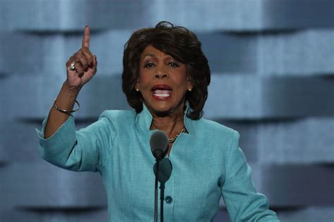 Maxine Waters and the Relentless Scrutiny of Black Women's