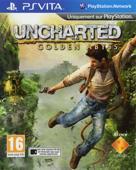 Uncharted : Golden Abyss sur PlayStation Vita - jeuxvideo