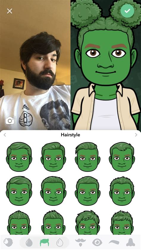 Snapchat 101: How to Use Your Selfies to Create a Bitmoji