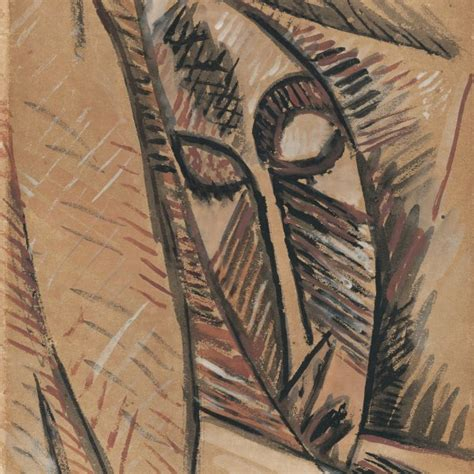 Man with a Clarinet - Picasso, Pablo