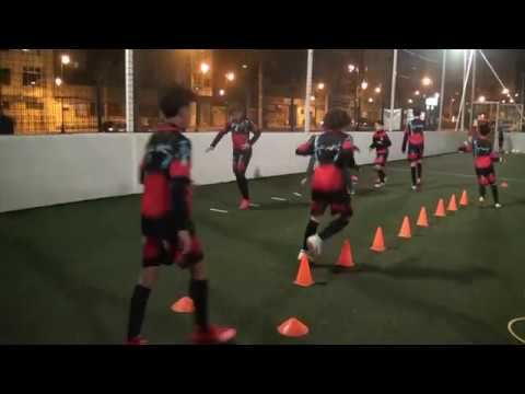 Exercice physique type VMA - Foot-Entrainements