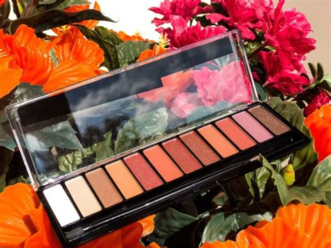 The Rimmel Magnif'Eyes Spice Edition Palette is a Fall
