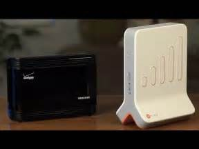 Cell Phone Signal Booster vs Femtocell (Microcell by AT&T