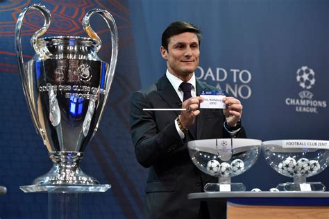 Champions League 2016/17 group stage draw: Watch live on