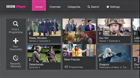 YouView updates BBC iPlayer and adds new Red Button apps