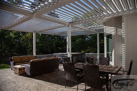Sundance Louvered Roofs by Kobyco Windows and Doors - (815