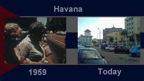 My Havana, Cuba: Yesterday and Today- Photos in Contrast