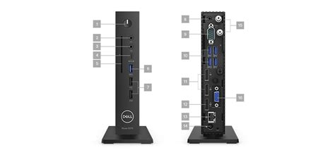 Wyse 5070 Thin Client PC   Dell