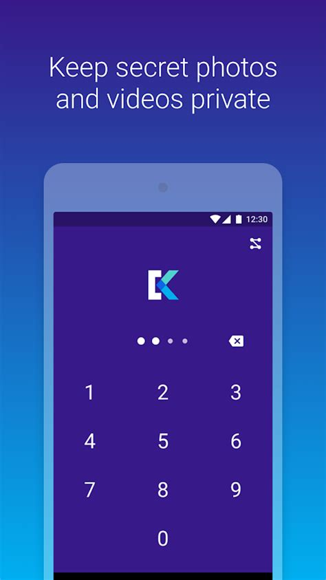 Keepsafe Photo Vault – Hide Pictures And Videos - Android