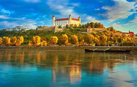 9 Ways How to get from Budapest to Bratislava (or