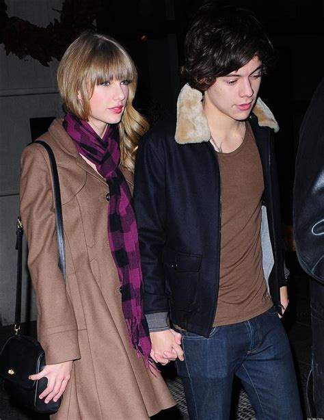 Haylor In London: Taylor Swift And Harry Styles Spotted