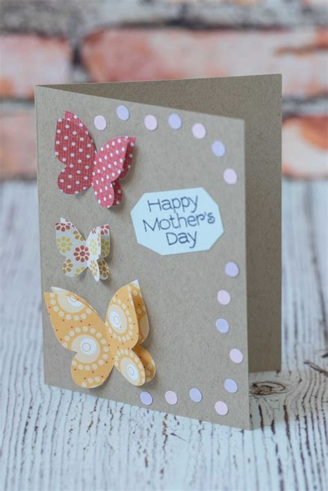 10 Simple DIY Mother's Day Cards • Rose Clearfield