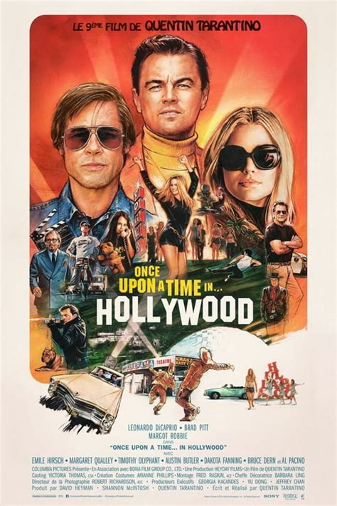 Once Upon a Time… in Hollywood streaming complet vf