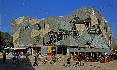 Interesting Facts About Federation Square | Melbourne
