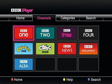 BBC iPlayer app for Android 2