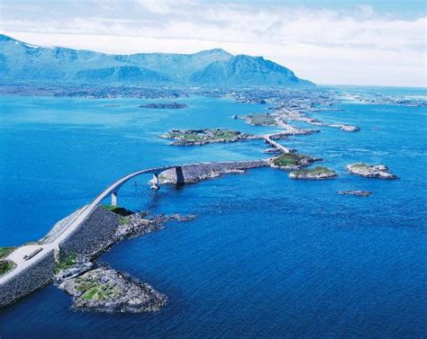 The World's Best Roads to Drive Before you Die